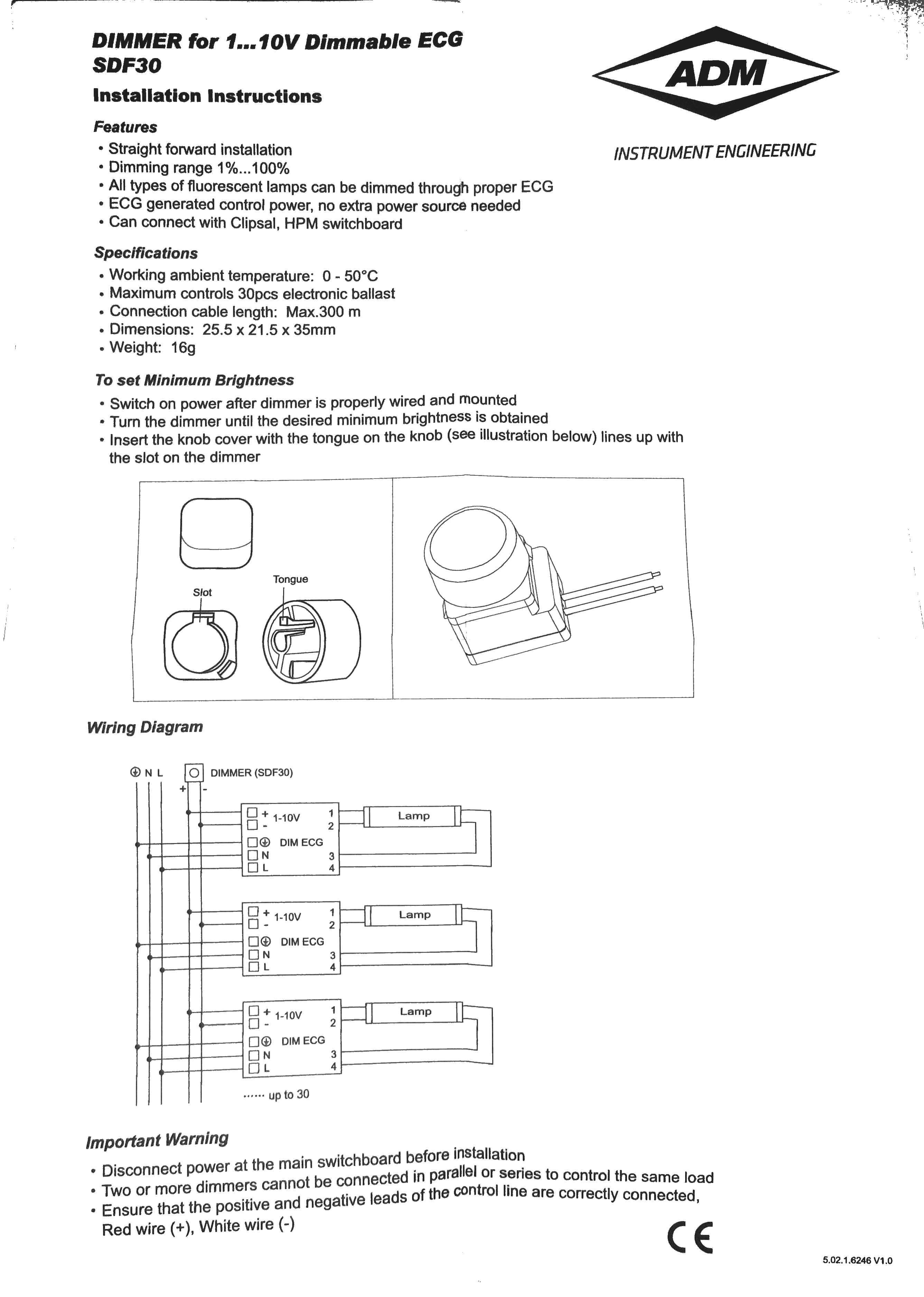hpm light switch wiring diagram australia ibanez support diagrams analogue 1 10v dimming volka lighting pty ltd