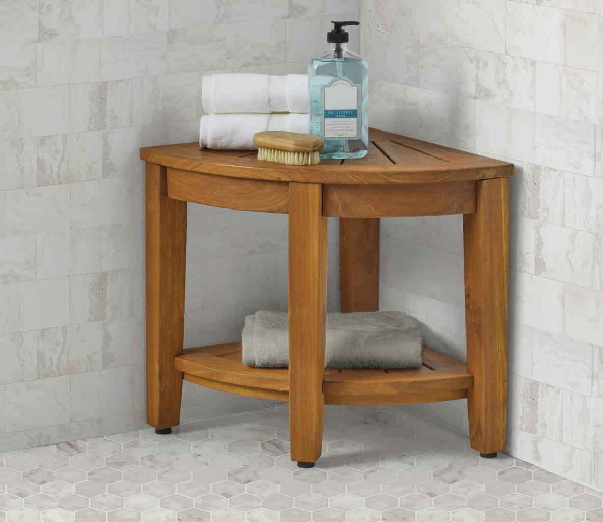 teak shower chairs with arms where to buy a rocking chair bench bath stools furniture aquateak shop all products