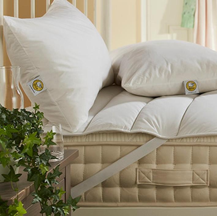 baavet wool filled pillow