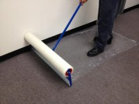 36 Inch Carpet Film Applicator, Holds One Roll