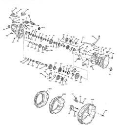 nissan manual transmission diagram [ 1043 x 1163 Pixel ]