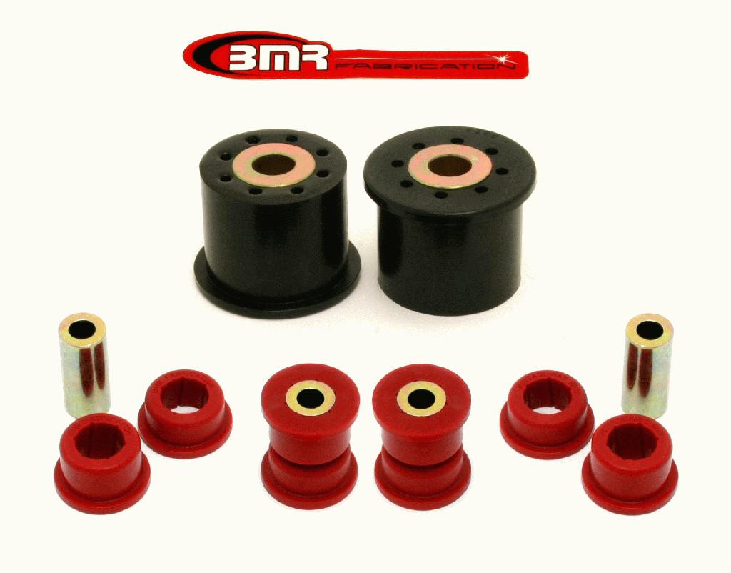 bmr 2008 09 pontiac g8 rear suspension bushing kit image 1 [ 1024 x 802 Pixel ]