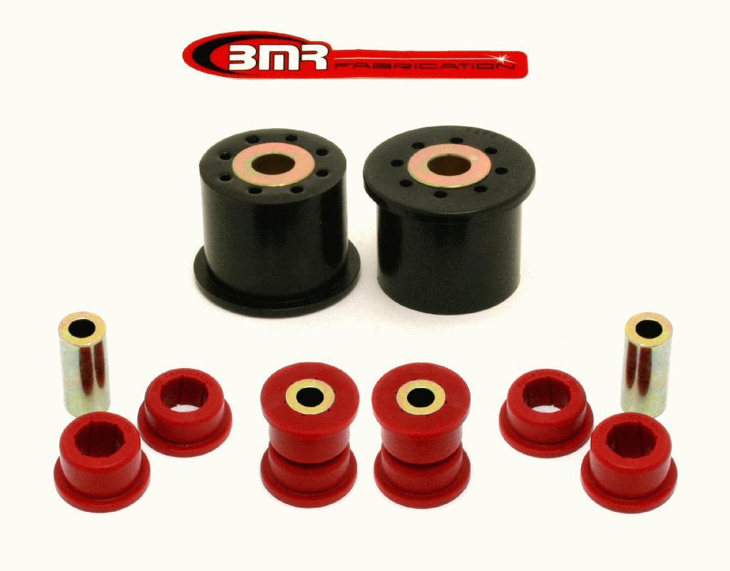 small resolution of bmr 2008 09 pontiac g8 rear suspension bushing kit image 1
