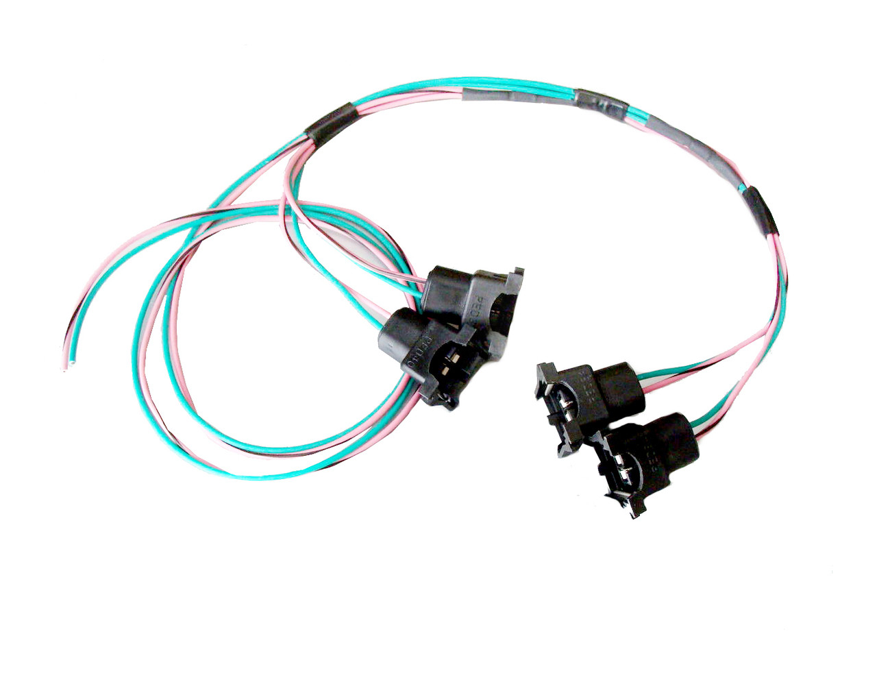 small resolution of 85 95 tpi lt1 fuel injector connector wiring harness assembly lh rh hawksmotorsports com wire harness