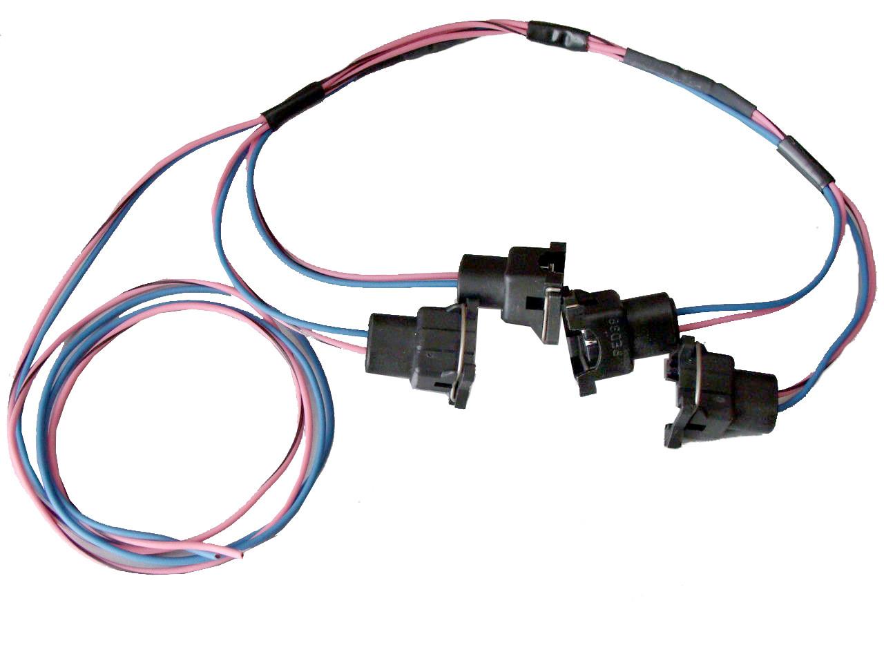 medium resolution of 85 95 tpi lt1 fuel injector connector wiring harness assembly rh rh hawksmotorsports com 95 lt1