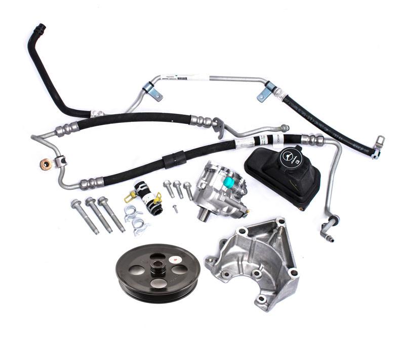 power steering pump kit pump