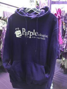 Purple Labor Day Sale
