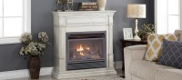 Ventless Gas Fireplaces , Fireplace Inserts - Factory Buys ...