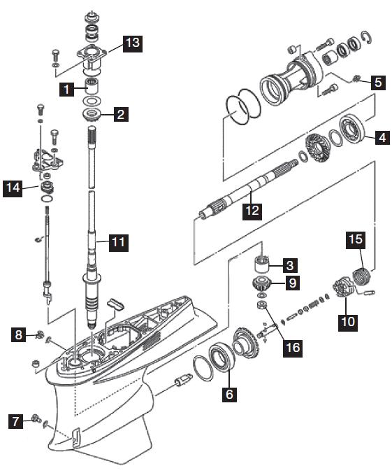Ym 50 Wiring Schematic