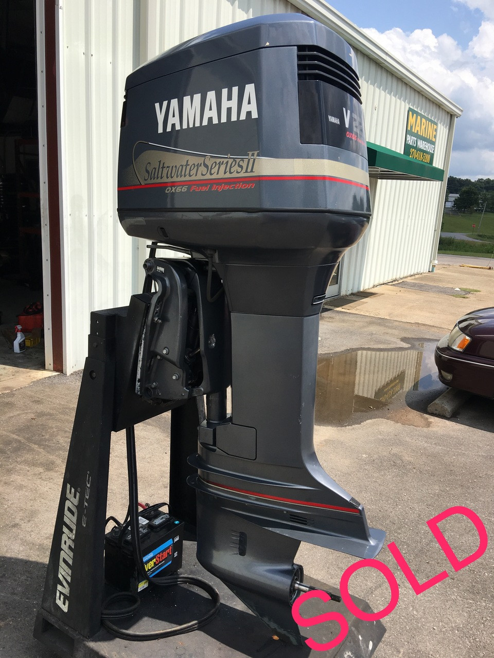 medium resolution of 2001 yamaha v225 saltwater series ii ox66 fuel injection 3 1l v6 2 stroke 30 outboard motor