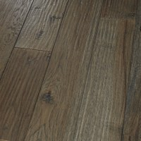 Amish HandScraped Hickory Graphite Hardwood Flooring by ...