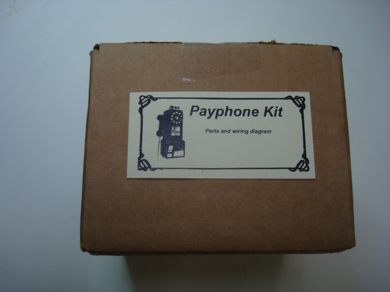 western electric and northern electric 3 slot payphone kit will make house wiring diagrams payphone wiring diagram [ 1280 x 960 Pixel ]