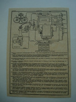 Wooden Mago box and candlestick Wiring Diagram glue on