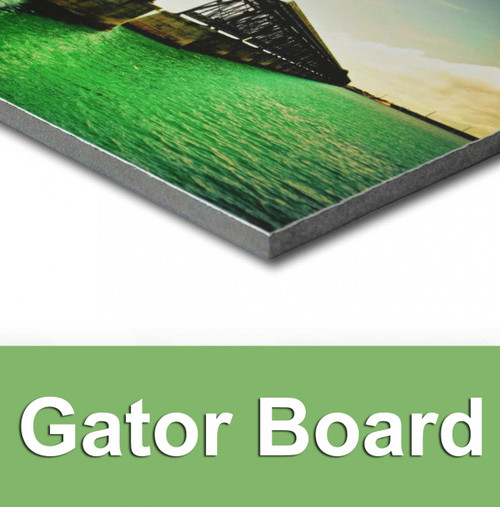 Gator Board Poster Sign Printing  DPSBannerscom