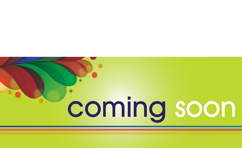 Coming Soon Banner Sign Design ID2100