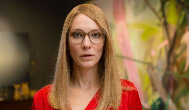 Cate Blanchett Wearing The MYKITA Thompson Eyeglasses In