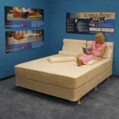 Air Mattress Topper For Sofa Bed Dune Prescription | Memory Foam Supple Pedic