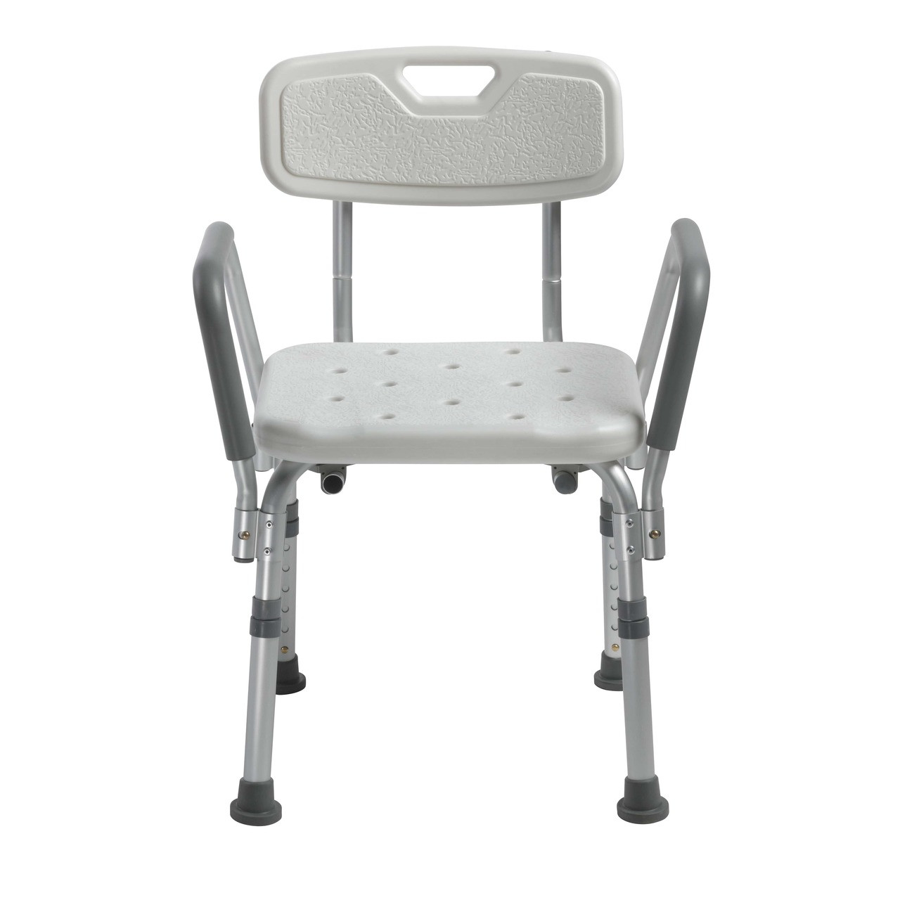 Shower Chair With Back Shower Chair With Back And Removable Padded Arms Model