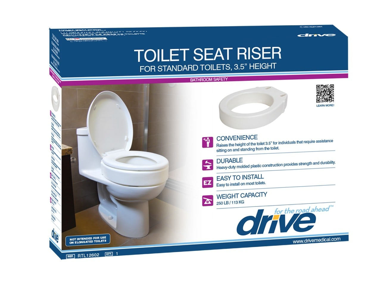 shower chair with arms cvs dining covers target drive medical toilet seat riser model rtl12602 baron