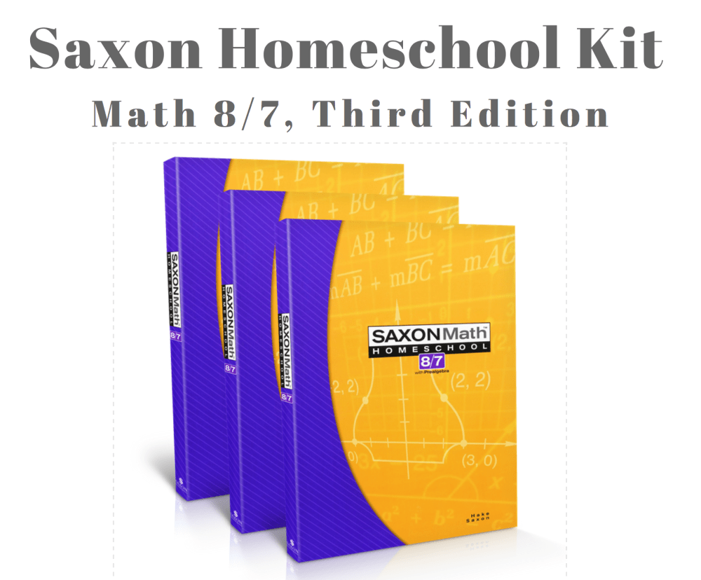 medium resolution of DIVE Stream \u0026 Download: Video Lectures for Saxon 8/7 with Pre-Algebra