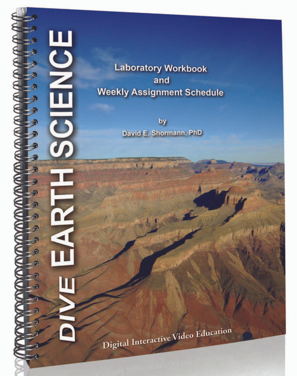 Lab Workbook Dive Earth Science - Cd And