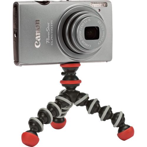 GPod Mini Magnetic (Black/Grey/Red) - Ace Photo