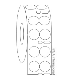Dymo Compatible Templates