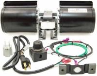 GFK-160A | Heat & Glo Fireplace Blower Fan Kit