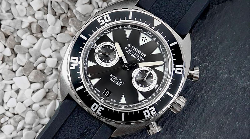 Eterna Super KonTiki Flyback Chronograph