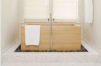 Cedar Hot Tub | Japanese Soaking Tubs | Free Standing ...