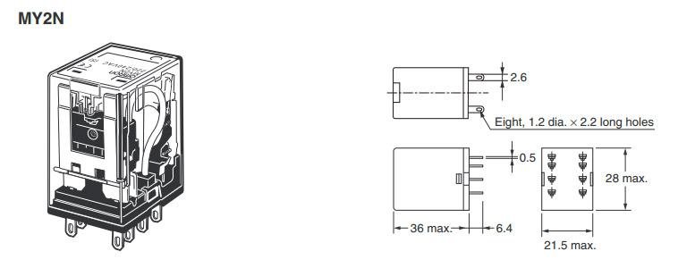120vac or 240vac powered leds
