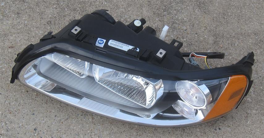Volvo S40 Headlight Wiring Harness