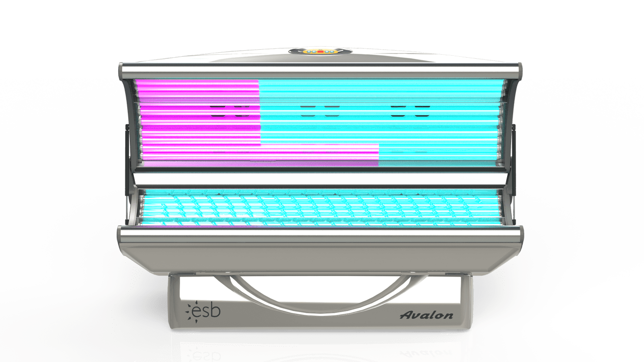 small resolution of ask us why the avalon 24 tanning bed is our most popular bed