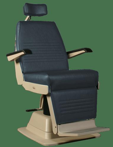 ez chair barber unpainted adirondack chairs marco encore manual recline ophthalmic premier