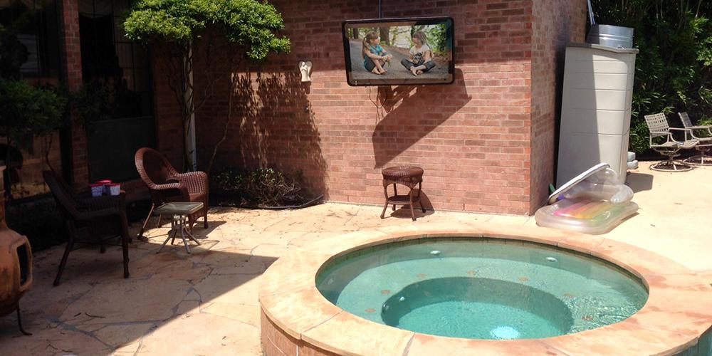 why an outdoor tv cabinet is better