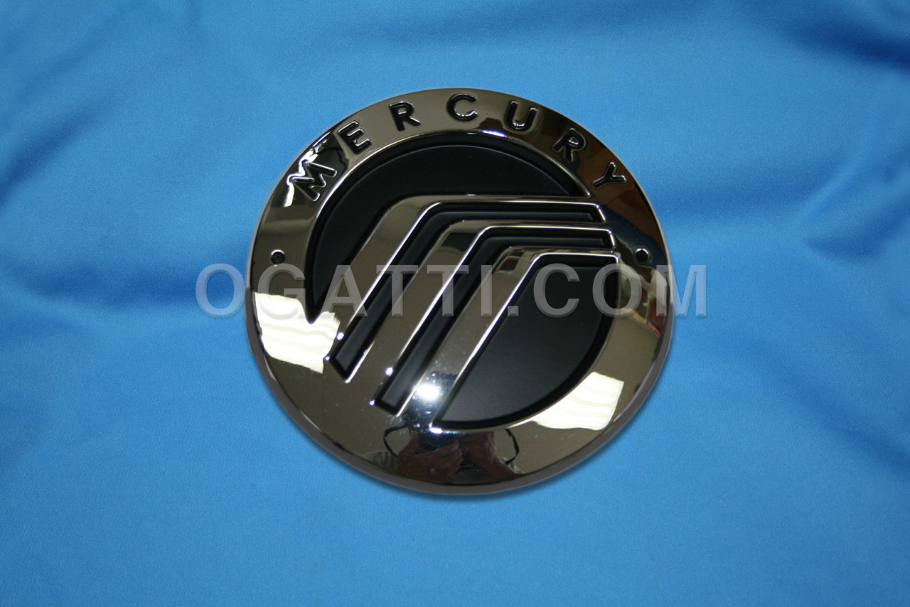 small resolution of ford emblem yf4z 8213 ab round front grille emblem mercury grand marquis sable