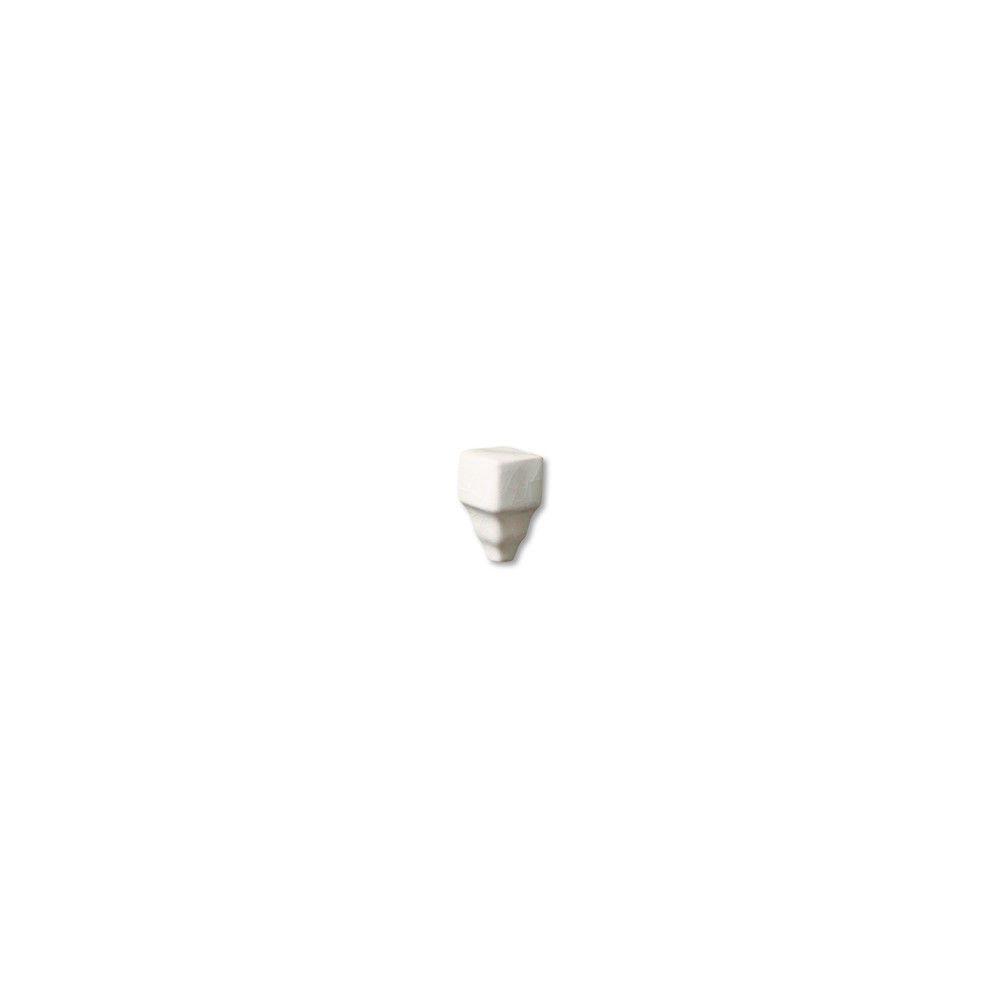 chair rail end cap where to buy back support for hampton white molding tiles direct store adxadhwh228