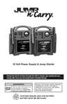 Clore Automotive JNC660 1700 amp 12 volt Battery Jump