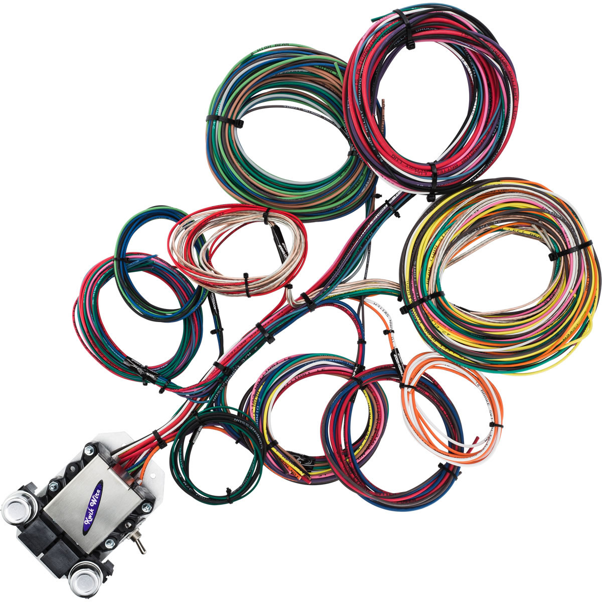 14 Circuit Wire Harness KwikWire Com Electrify Your Ride
