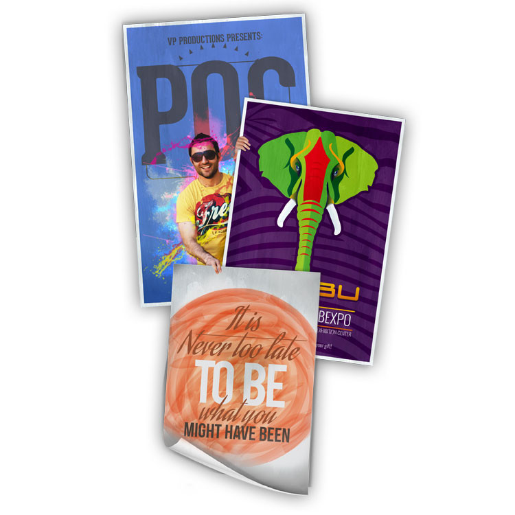 11 x 17 posters low price same day