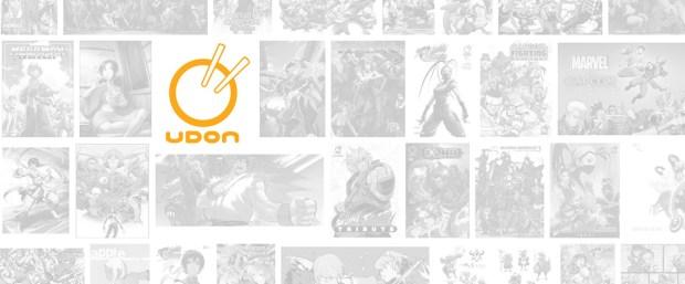 Udon Books and Comics at FA