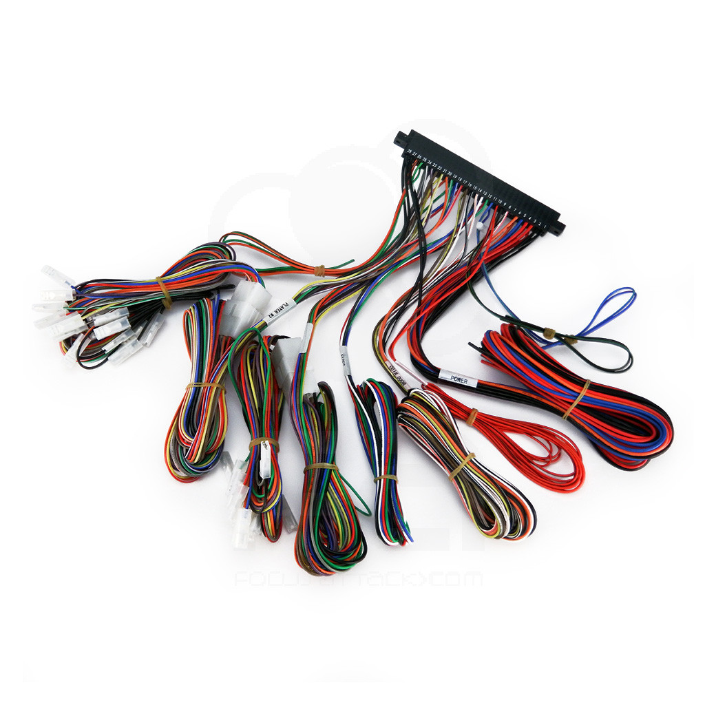 hight resolution of suzo happ super jamma compatible wiring harness super a wiring harness