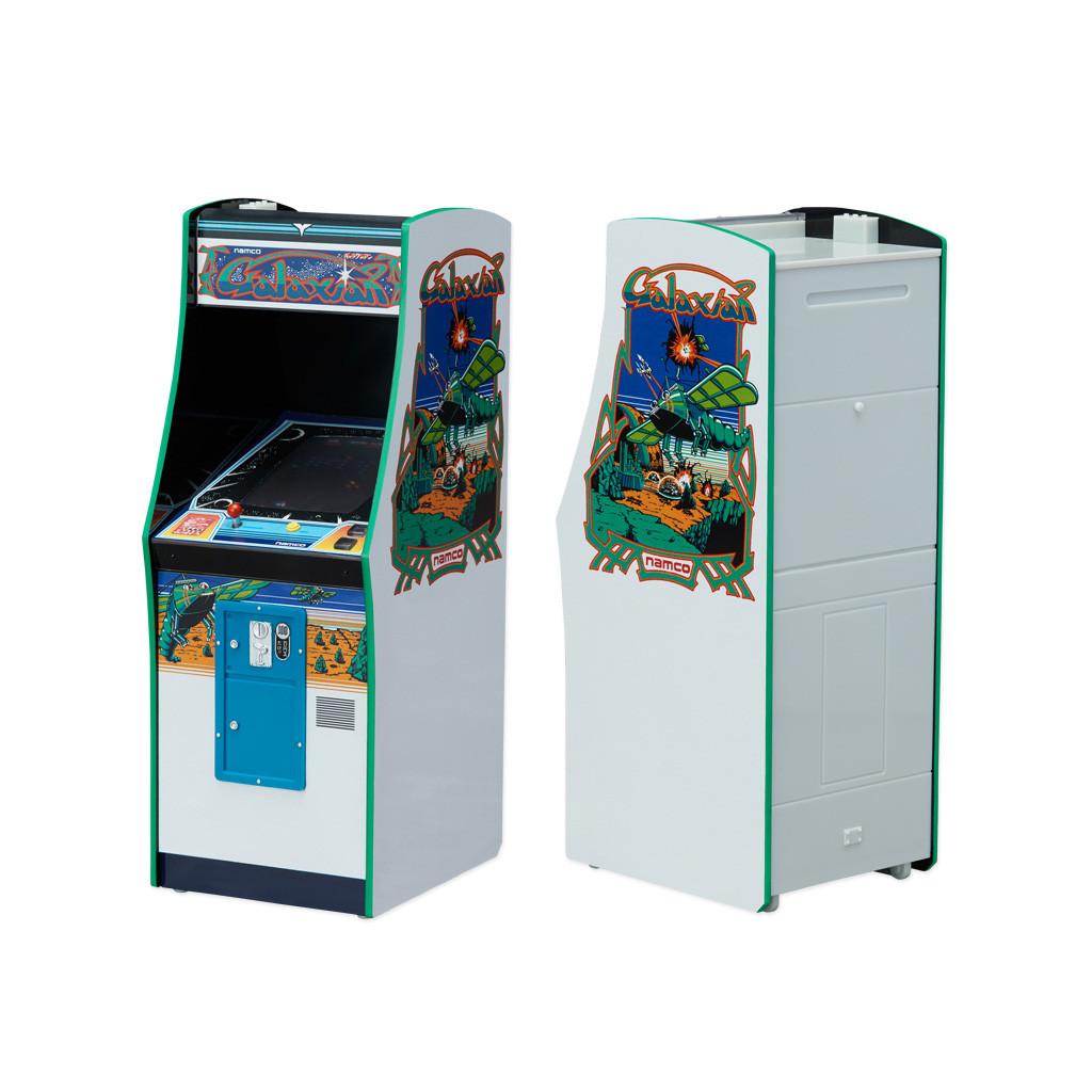 Namco 1 12 Scale Model Upright Arcade Game Machine Galaga