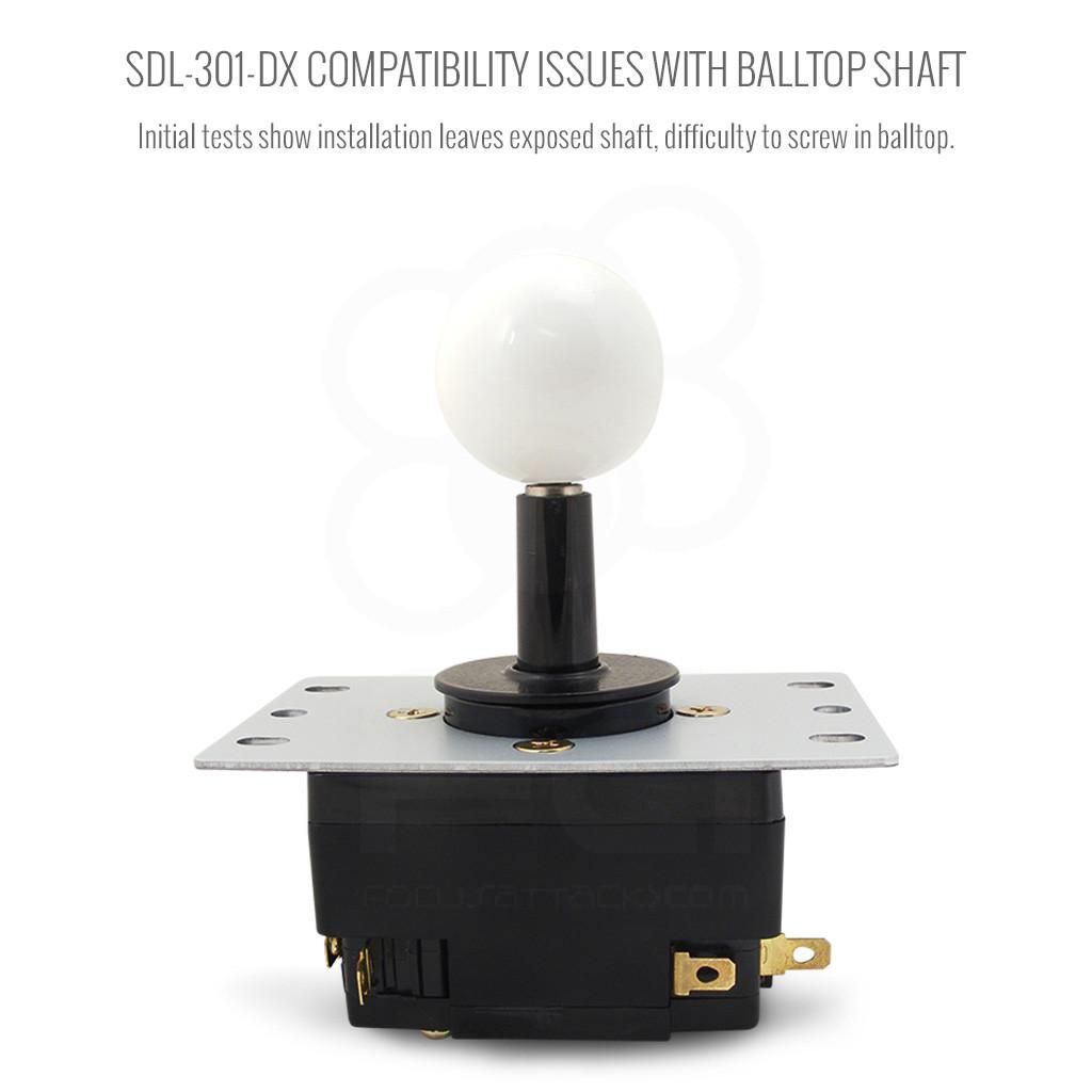 medium resolution of samducksa sdl 301 dx s joystick lever 2018 model