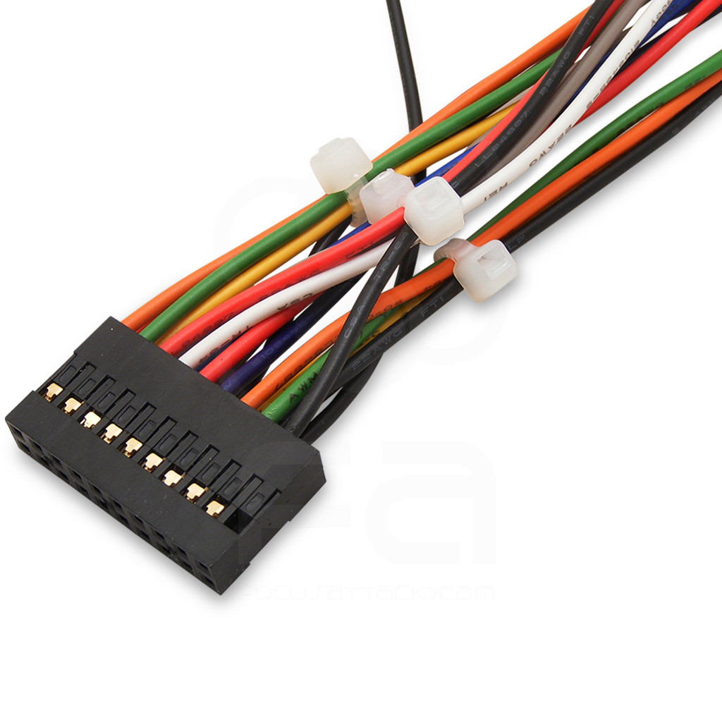 medium resolution of joystick 6 pin wiring simple wiring schema pacman arcade joystick 20 pin joystick button harness focus