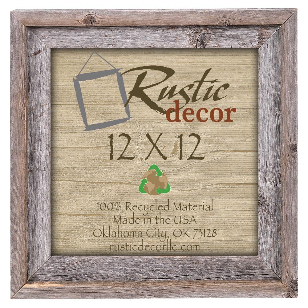 12x12 rustic reclaimed barn