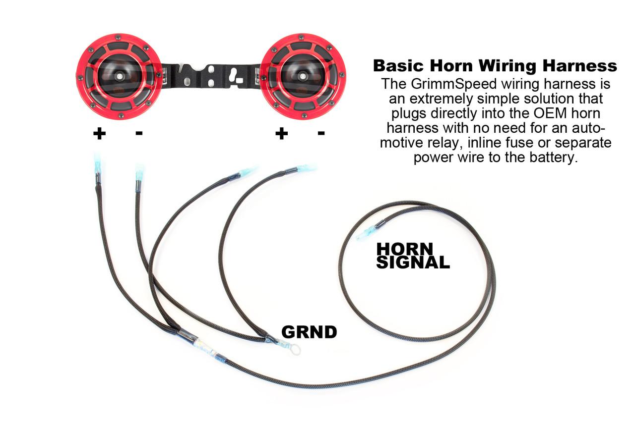 Subaru Starter Package! Hella Horns & Grimmspeed Brotie