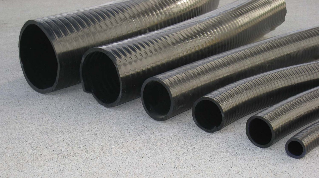 4 flexible pvc pipe