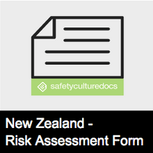 Fatigue Risk Assessment Form - NZ - SafetyCulture
