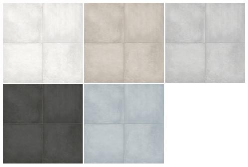 form collection 8 x 8 anatolia tile stone cement look porcelain tile
